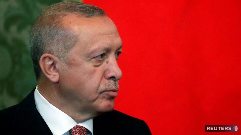 Turecko / Recep Tayyio Erdogan / genocída /
