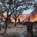 HaZZ požiar hasiči ubytovňa Ružinov ruiny bezdomovci bratislava
