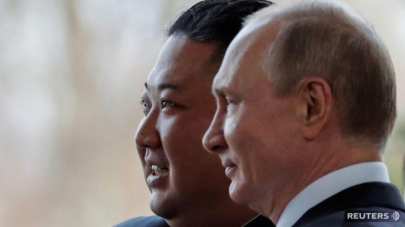 kim, putin, summit, vladivostok, rusko