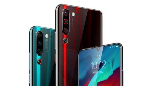 Lenovo, z6 pro, smartfón