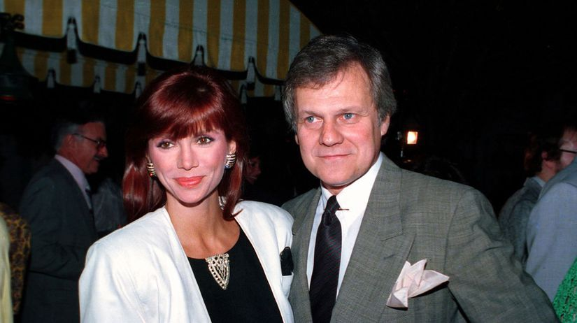 USA Ken Kercheval herec Dallas úmrtie Victoria...