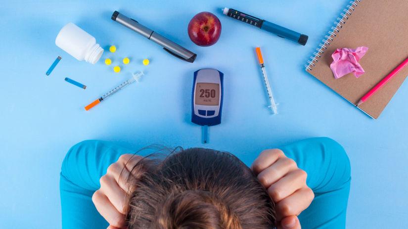 cukrovka, diabetes, inzulín