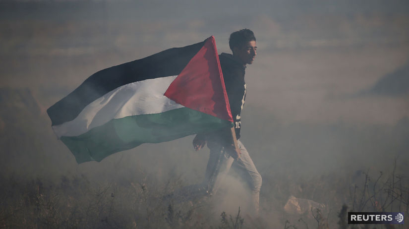 Izrael / Palestína / nepokoje /