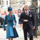 Princ Harry a jeho švagriná Catherine, vojvodkyňa z Cambridge