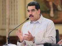 Venezuela / sankcie / USA /