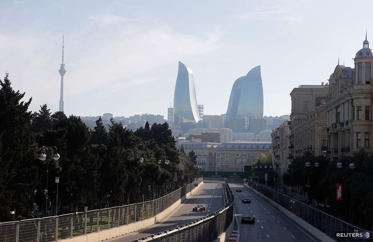 Baku, F1