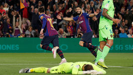 Lionel Messi, Luis Suárez