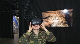 Poliankovo, Domica, Klenotnica, virtuálna realita