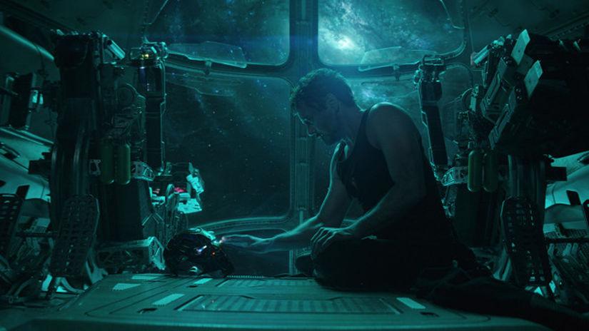Iron Man Robert Downey Jr. Avengers: Endgame