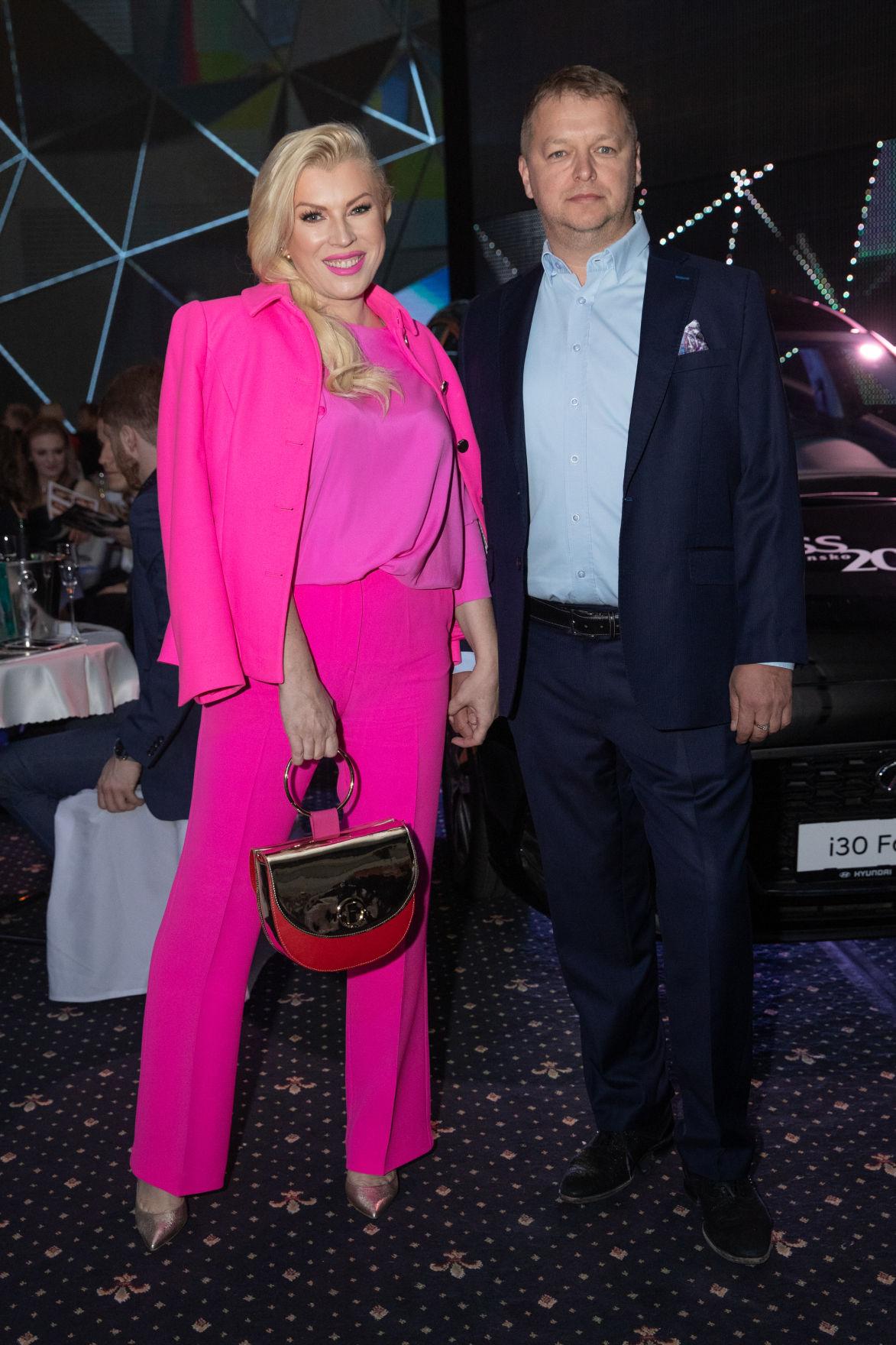 Riaditeľka Fashion TV Gabriela Drobová so...