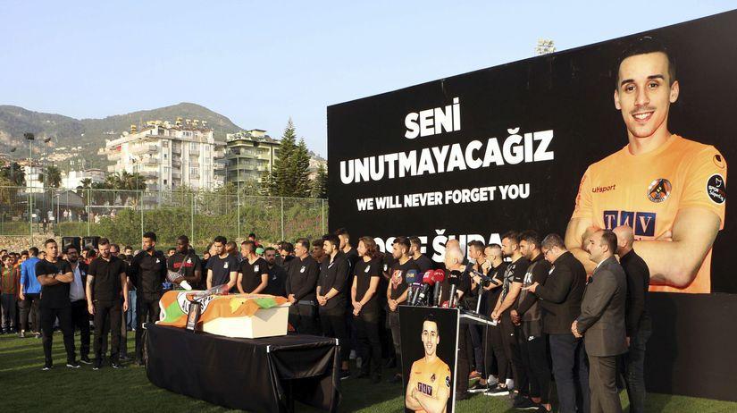 Turkey Player Killed šural futbal