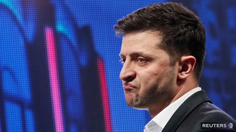 Volodymyr Zelenskyj, ukrajina