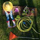 záhrada, záhradkár