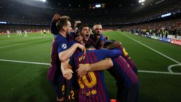 Barcelona, Messi, gól