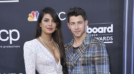 Herečka Priyanka Chopra a jej manžel Nick Jonas.