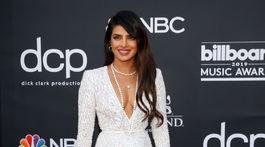 Herečka Priyanka Chopra v kreácii Zuhair Murad Couture.