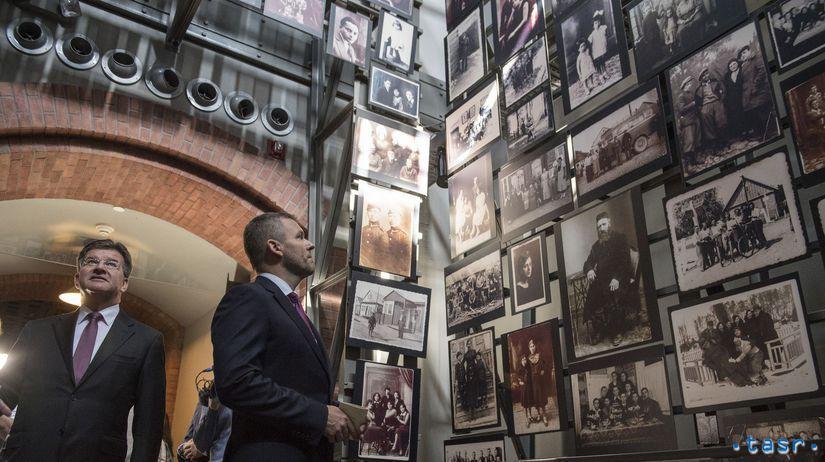 USA SR Pellegrini návšteva múzeum holokaustu