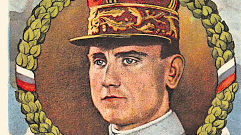 pophľadnica, M. R. Štefánik