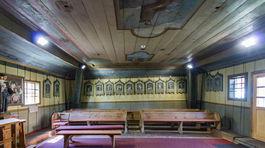 drevený kostolík, Hervartov