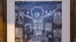 Hervartov, drevený kostolík