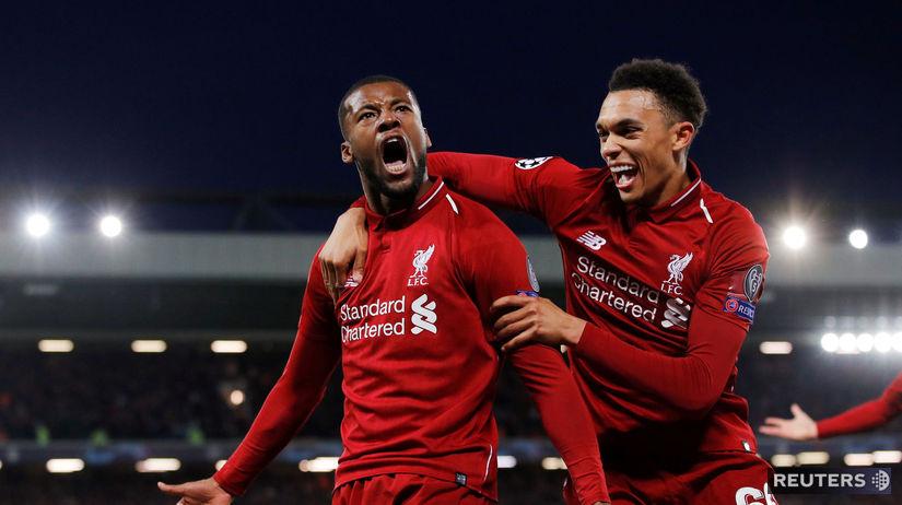 Liverpool futbal