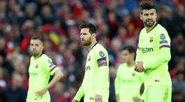 pique alba messi barcelona futbal
