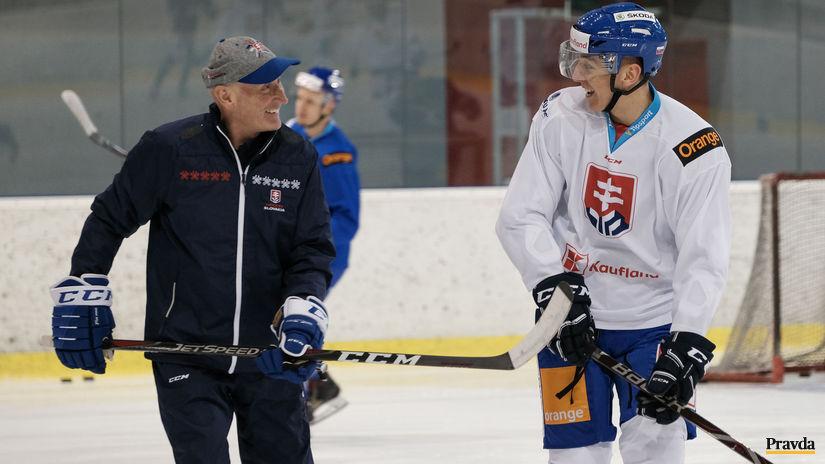 zraz hokejovej reprezentacie, Ramsay,...