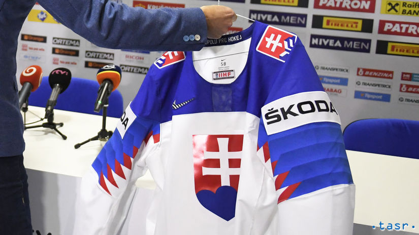 Slovensko, hokej, dres