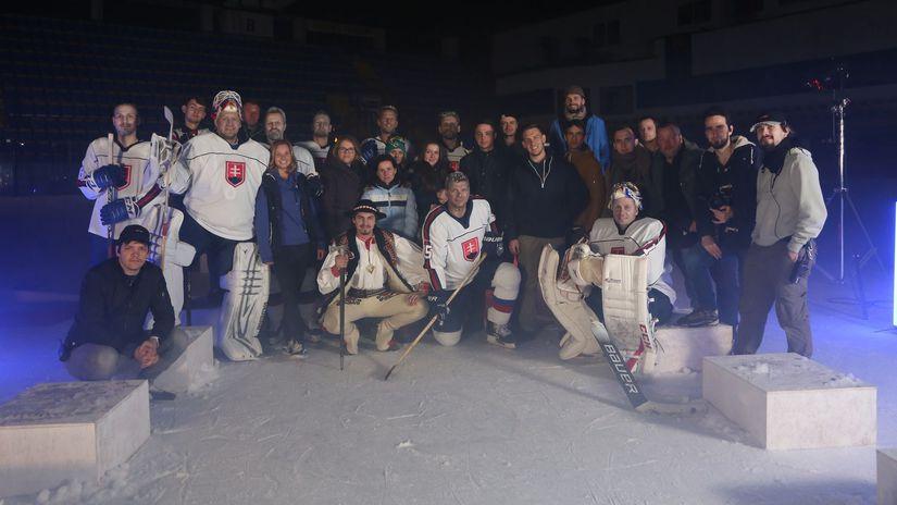 Hymna MS hokej 2019