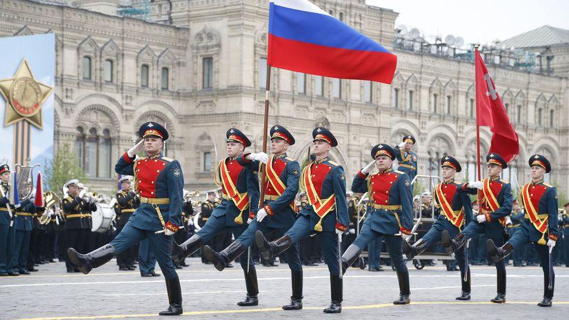 Rusko Vojenská Prehliadka