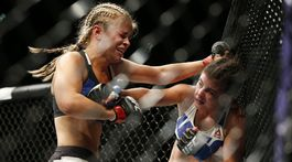UFC 191 Mixed Martial Arts VanZantová
