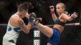 UFC Vancouver VanZantová
