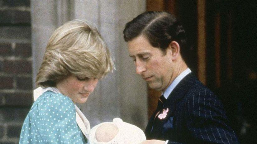 princezná Diana, Charles