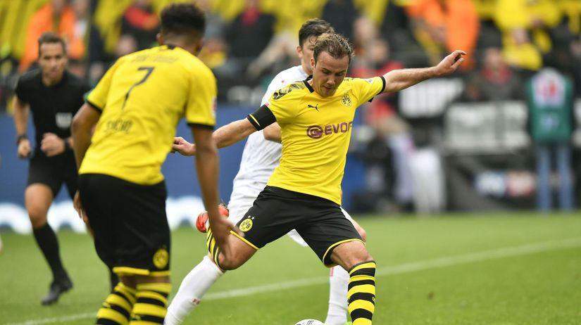 Germany Soccer Bundesliga Dortmunf