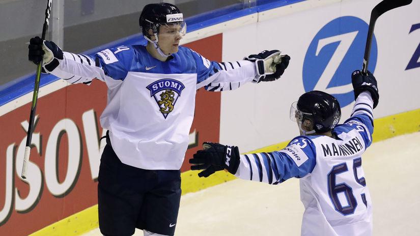 kaapo kakko fínsko hokej