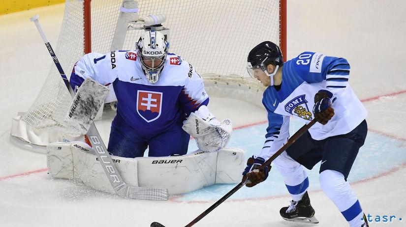 SR Košice MS2019 Hokej A Slovensko Fínsko KEX