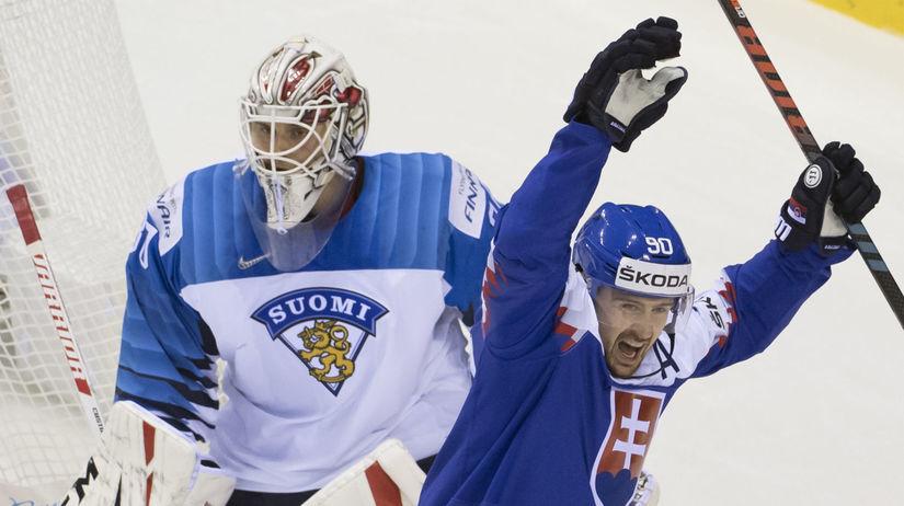 SR Košice MS2019 Hokej A Slovensko Fínsko Tatar