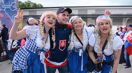 hokej Košice MS fans