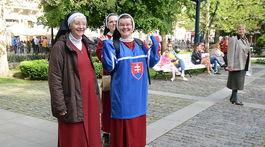 hokej MS Košice mníška fans