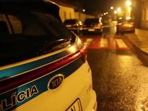 polícia, rekonštrukcia streľby