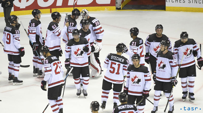 SR Košice MS2019 Hokej A Fínsko Kanada KEX