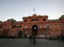 Argentína / Casa Rosada /