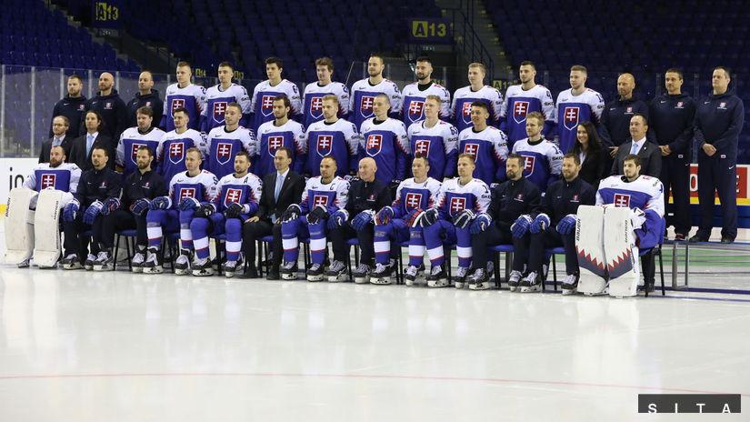 Hokej Slovensko MS tím