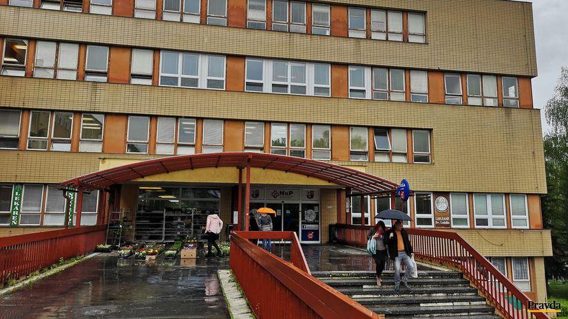 Nemocnica s poliklinikou v Považskej Bystrici