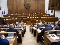 NRSR 45.schôdza parlament