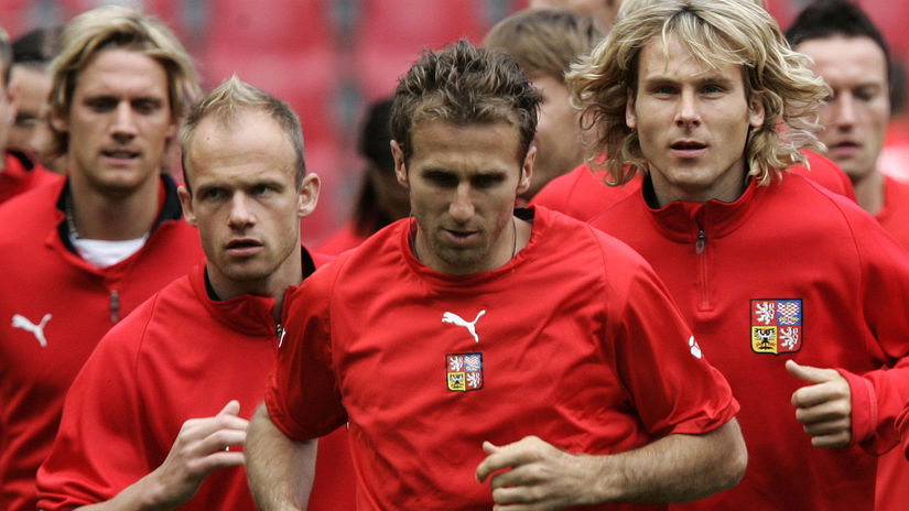 poborský MS 2006 futbal