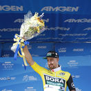 Sagan cyklo USA Kalifornia