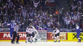 Slovensko, Kanada, hokej