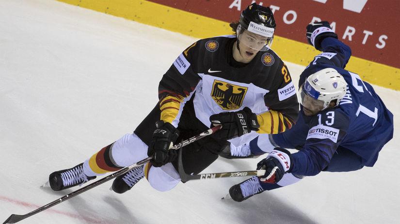 SR Košice MS2019 Hokej A Nemecko Francúzsko KEX