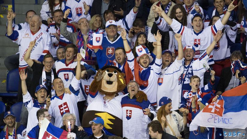 SR Košice MS2019 Hokej A Slovensko Kanada KEX